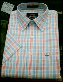 Allen Solly Half Sleeve Shirt